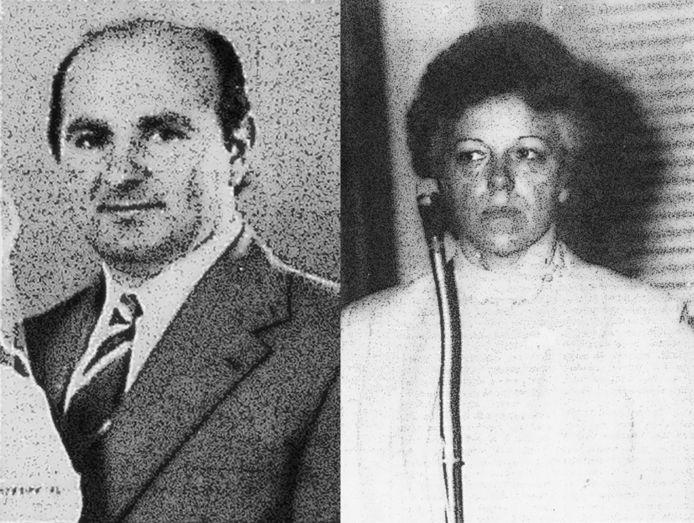 Wilfried De Greve en Anny Hermie