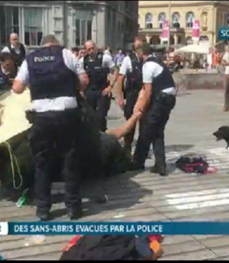 Le règlement anti-mendicité maintenu à Namur