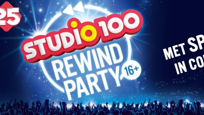 Ware stormloop op tickets: Studio 100 plant extra Rewind Party met Spring in het Sportpaleis