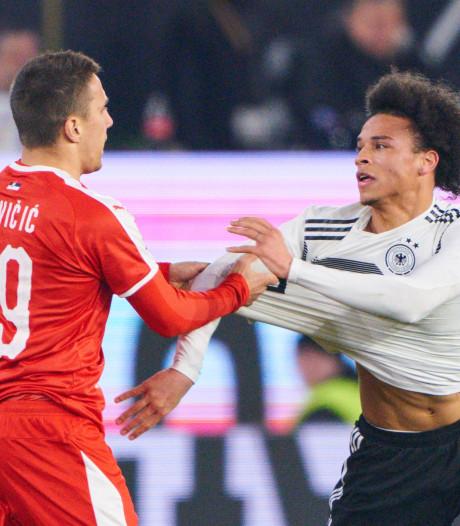 Duitsland overtuigt niet in aanloop naar 'Oranje'