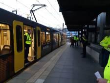Politie arresteert man die nog 21 dagen cel moest uitzitten tijdens tramrit naar Utrecht