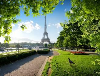 Parijs plant 170.000 extra bomen