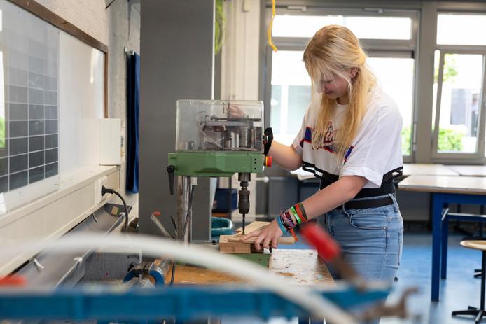 Er komen meer praktijkgerichte lessen op het Altena College in Sleeuwijk.