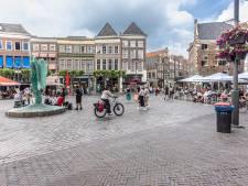 De Grote Markt in Zwolle: van druk winkelgebied naar flaneren langs terrassen