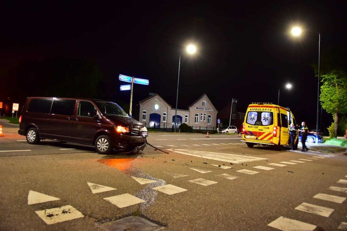 Ongeluk in Hoeven