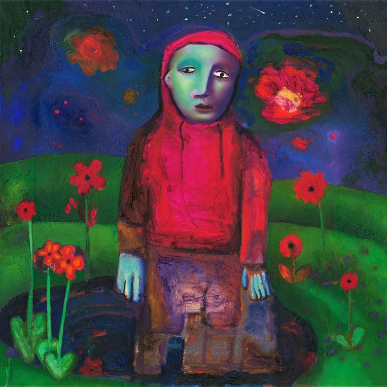 Het album If I Could Make It Go Quiet van girl in red. Beeld