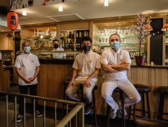 """Sushi- en wokrestaurant Sakimi opent deuren in voormalige Oude Kroon: """"Hier was nog ruimte voor in Zele"""""""