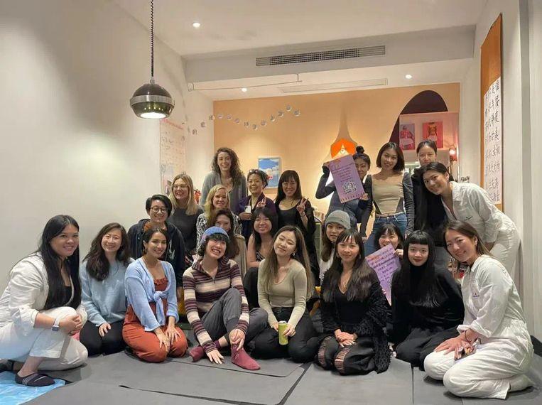 foto's bij het verhaal over The Oh Collective, vibrators in China Beeld Eva Rammeloo
