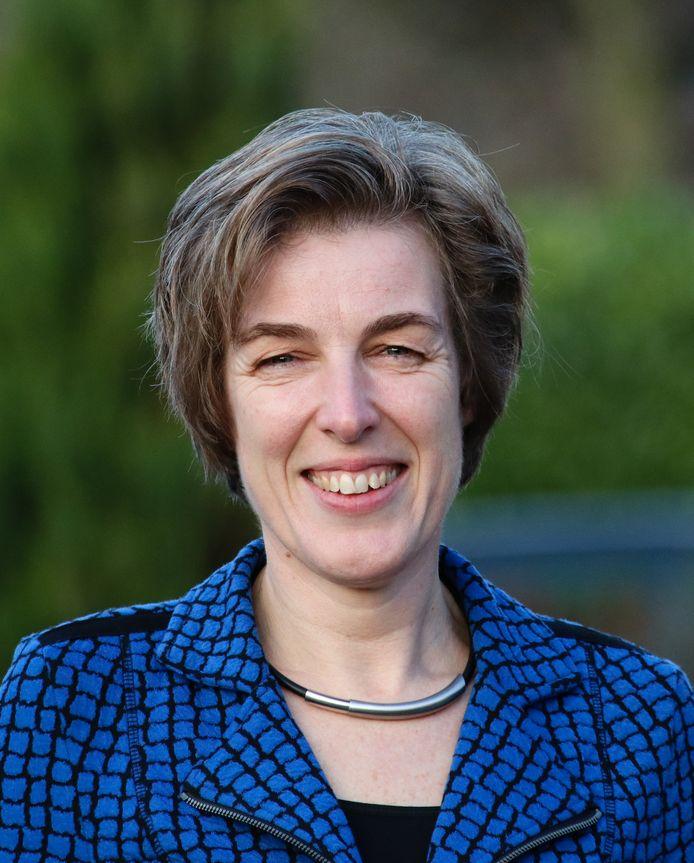 Directeur Ingrid Becks van het College voor de toelating van gewasbeschermingsmiddelen en biociden (Ctgb).