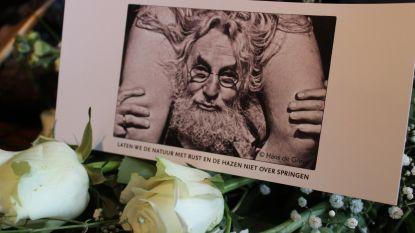 Vraag naar standbeeld of straatnaam voor Pim De Rudder: gemeente is voorstander