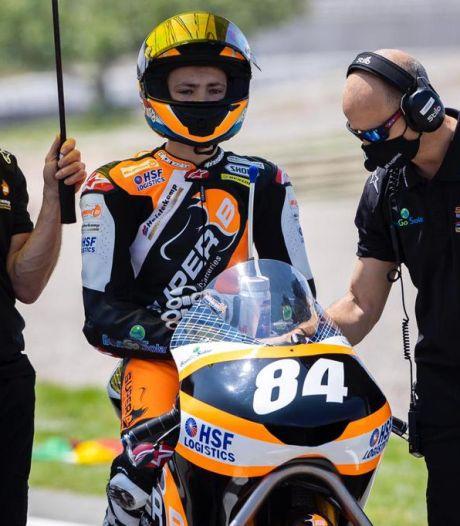 Piepjonge Bredanaar Van den Goorbergh maakt in 2022 debuut als Grand Prix-coureur