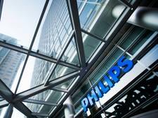 Ingekrompen Philips groeit door