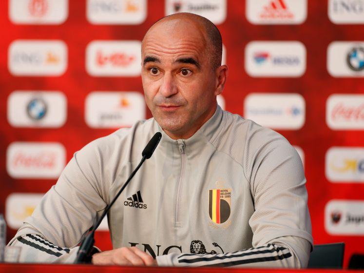 """Martínez ziet comeback Witsel vervroegd: """"Axel zal al minuten maken tegen Denemarken"""""""