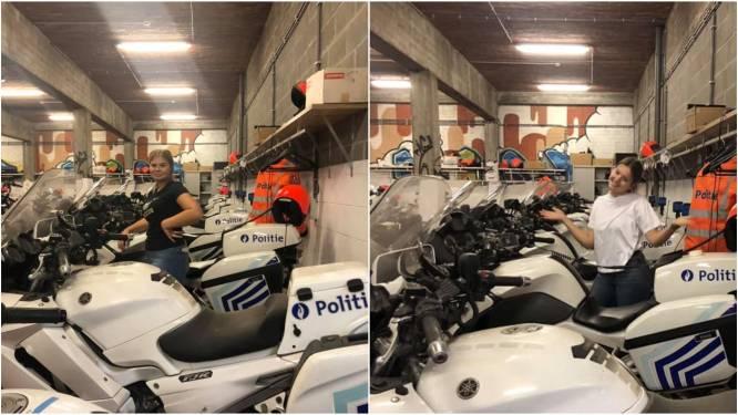 Politiezone Mechelen-Willebroek doet mee aan Youca Action Day en verwelkomt twee studenten