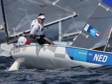 Voor zeiler Nicholas Heiner stopt de olympische droom: 'Maar ze zijn nog niet van me af'