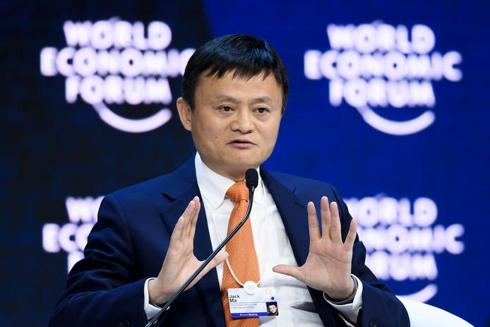 """Jack Ma gaf op het World Economic Forum tips hoe je verder komt: ,,Wil je succes? Leer van de mislukkingen van anderen."""""""