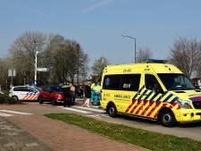Fietser gewond door botsing met auto in Cuijk