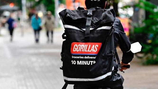 'Flitsbezorgapp' Gorillas verovert Europa. In tien minuten boodschappen aan huis: hoe werkt het? Is het echt zo snel? En is het winstgevend