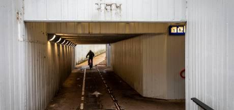 Actie voor behoud fietstunnel in Heeze