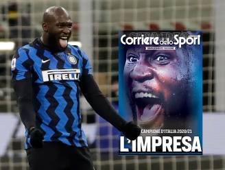 """""""Als Lukaku geen leider is, bestaan er geen in het voetbal"""": lyrische Italiaanse pers ziet 'Big Rom' als exponent van titel Inter"""