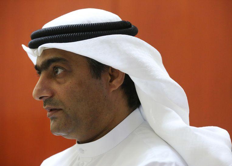 Mensenrechtenactivist Ahmed Mansoor. Beeld AP