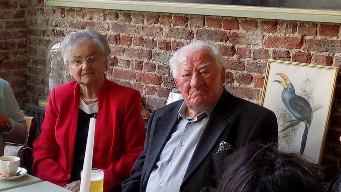 Roger en Gerarda vormen al 65 jaar een paar