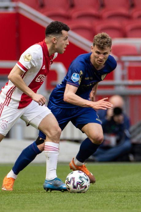 Samenvatting    Ajax - VVV-Venlo