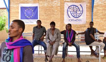 'Migranten als slaaf verhandeld in Libië'