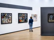 Stedelijk Museum wil schilderij Kandinsky niet afstaan