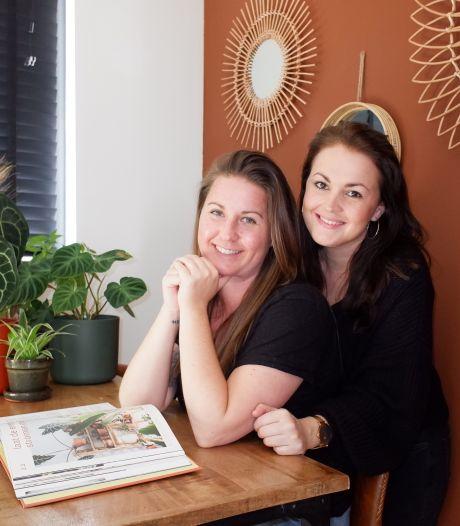 Maaike en Rachel gingen van een bezoek aan de Thaise jungle naar hun eigen planten én pottenwebshop