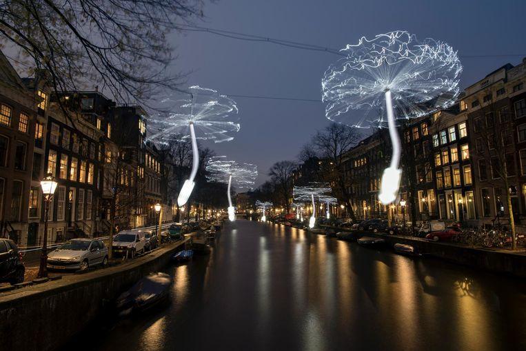 Light a Wish Beeld Janus van den Eijnden