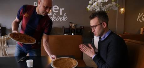 Ex-profvoetballer Michel van Oostrum als pannenkoekenbakker voor de rechter gesleept
