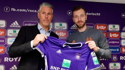"""Anderlecht stelt aanwinst Zulj voor, Verschueren nog niet klaar: """"We zijn nog met een aantal transfers bezig"""""""