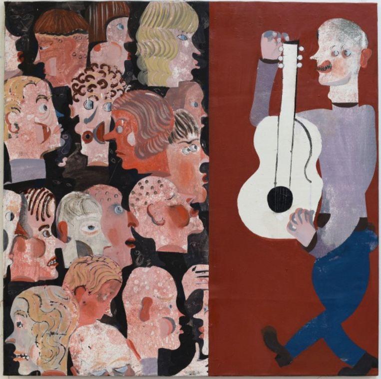 Pieter Jennes - 'Plug in & play' (2019), Gallery Sofie Van de Velde. Beeld GalleryViewer