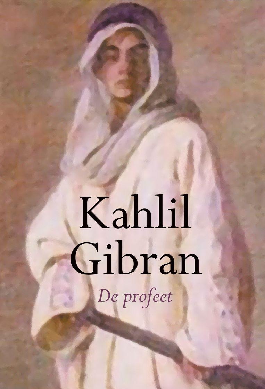 Illustratie Lilla Cabot Perry (portret van Kahlil Gibran, ca. 1898), ontwerp Coen Mulder. Altamira Gottmer, 2021. Beeld Gottmer