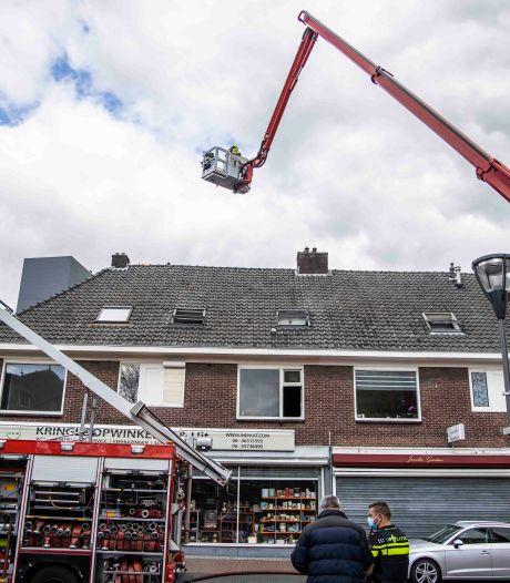 Veel rookontwikkeling bij brand in bovenwoning in Velp