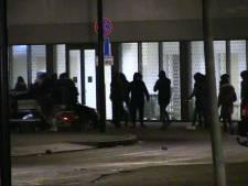 Ziekenhuis MST belaagd door relschoppers, personeel was ongerust
