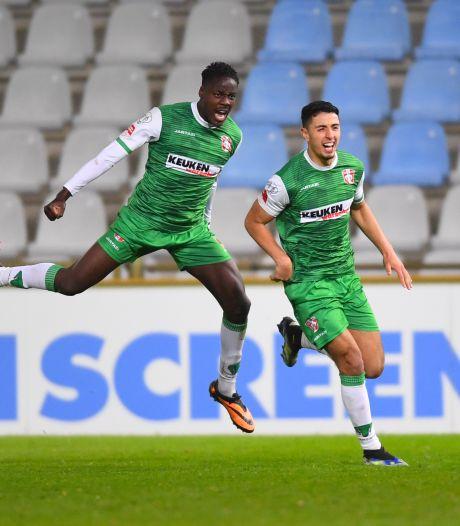 Superstunt van FC Dordrecht: 3-0 overwinning bij hoogvlieger De Graafschap