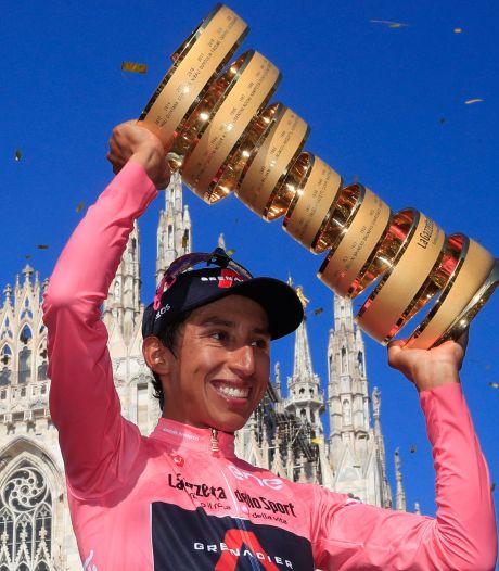 LIVE | Giro-winnaar Bernal hersteld van coronavirus