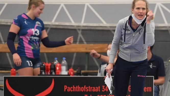 """Fien Callens (VC Oudegem) na duidelijke zege tegen Antwerpen: """"De eindsprint naar de play-offs is begonnen"""""""