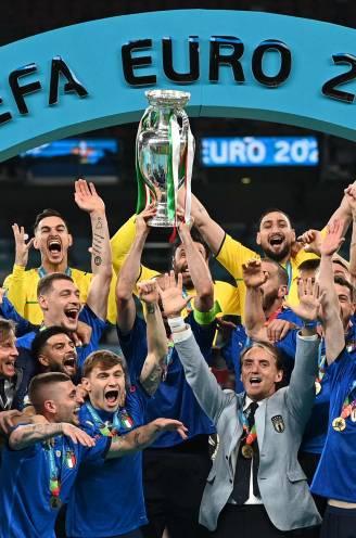 'Football's coming Rome': Italië zadelt Engeland met nieuw penaltytrauma op en is Europees kampioen