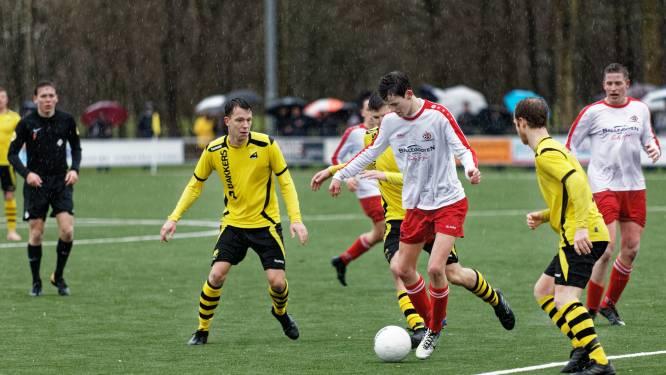 Blom schiet RFC met hattrick langs DIOZ, Dussense Boys wint opnieuw eenvoudig