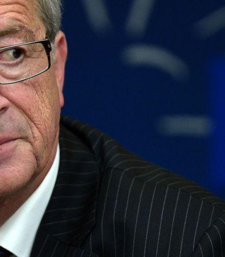 Juncker: Terroristen zijn criminelen en geen vluchtelingen