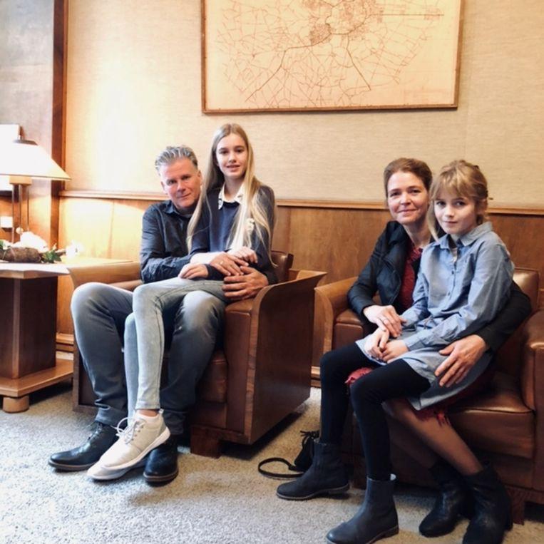 Marco van der Horn en Ria Aikema Beeld Margriet Oostveen