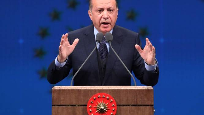 """Wanneer Erdogan zo verder doet, dreigt burgeroorlog in Duitsland"""