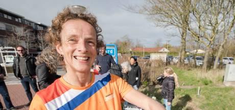Leonie Ton verbetert haar pr op de marathon met bijna acht minuten