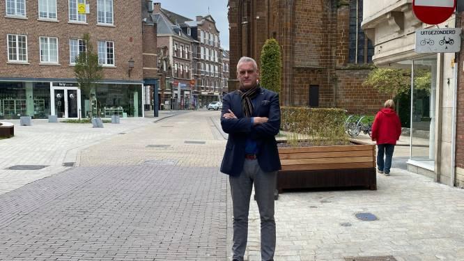"""Vanaf 1 november treedt nieuw circulatieplan in werking in Diest: """"Fietsers en voetgangers krijgen meer ruimte"""""""