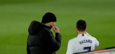 Eden Hazard ne jouera pas contre Liverpool