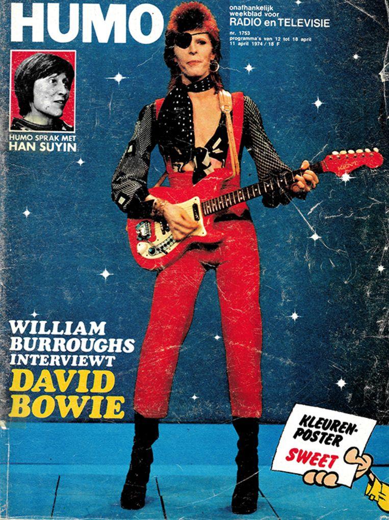 Humo cover april 1974 Beeld Humo