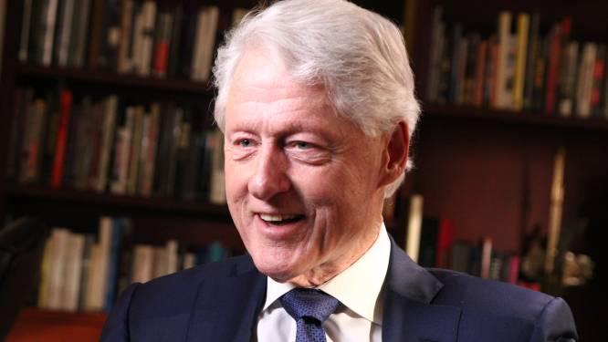 """Bill Clinton brengt volgende maand nieuwe roman uit: """"Ik gebruik alles wat ik weet"""""""